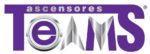 Ascensores Teams, empresa de ascensores en Barcelona. Empresa para el mantenimiento de ascesores en Mollet del Vallès. Renovación de ascesonres en Barcelona. Reparar ascesonres en Mollet del Vallès. Ascensores para personas de movilidad reducida en Barcelona. Logo